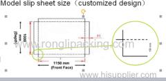 paper sliding plate paper slider