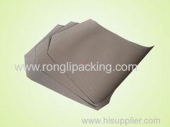 pallet slip sheet in packing