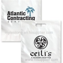 Promotional 11 X 15 Take Home Bags With Gusset