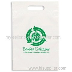 Eco Die Cut Handle Bag