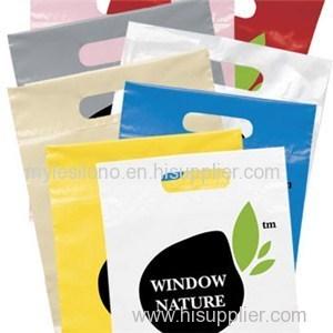 Die Cut Printed Handle Bags