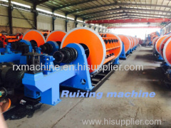 630/12+18+24 China manufactory rigid Frame Stranding machine for large section cable