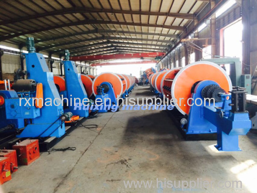 630/12+18+24 Frame Stranding machine for large section cable