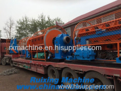 630/12+18+24 Frame Stranding machine for copper strand aluminum strand ACSR strand