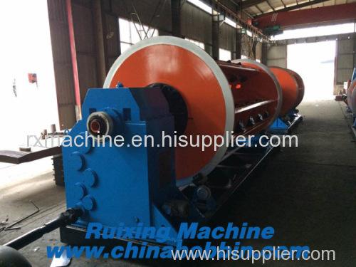 500/12+18+24 Frame Stranding machine for copper strand aluminum strand ACSR strand