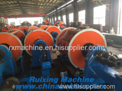 500-630 Frame Stranding machine for copper strand aluminum strand ACSR strand