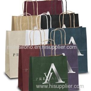 Munchkin Matte Shopping Bags W/ Foil Hot Stamp