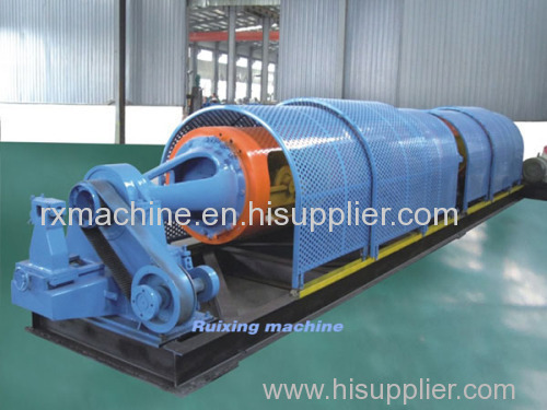 800 1 6 Tubular stranding machine for local system 7 core twisted strand copper wire
