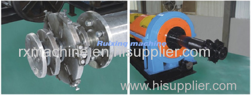 630 1 6 Tubular stranding machine for local system 7 core twisted strand copper wire