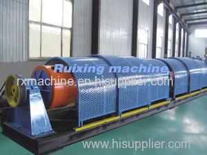 315 1 6 Tubular stranding machine for AL wire copper wire and steel core AL wire