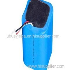 7.4V2.6Ah Li-ion Battery For Vacuum Cleaner