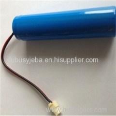 3.2V 1500mAh LiFePO4 Battery For Portable Lighting