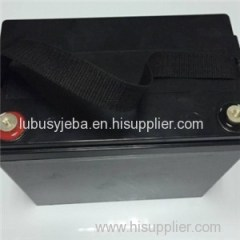 12V 50Ah LiFePO4 Battery For VRLA Replacement