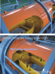 200 1 6 Tubular stranding machine for AL wire copper wire and steel core AL wire