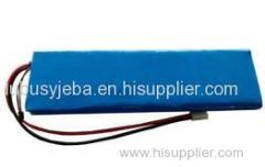 36V 6.6Ah Customized Li-ion Battery For Elelectric Bicycle