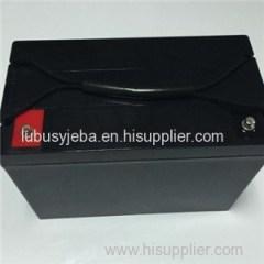 12.8V 60Ah LiFePO4 Battery For Solar Street Light