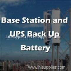 Base Station And UPS Back Up Battery
