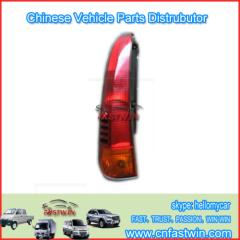 Zotye Nomad Auto tail light