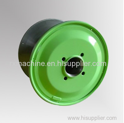 Double layer high speed cable bobbin cable reel drum spool wire spool