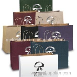 Judy Matte Shopper Foil Hot Stamp