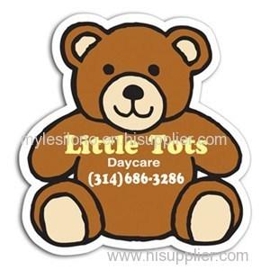 Teddy Bear 2.88in X 2.75in Magnets