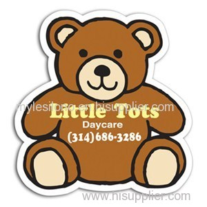 Teddy Bear 2.88in X 2.75in Magnets