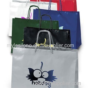 Tiara Gloss Eurotote Foil Hot Stamp