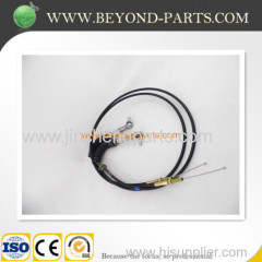 Caterpiller Excavator E320 E320C throttle motor cables two wires 157-3160