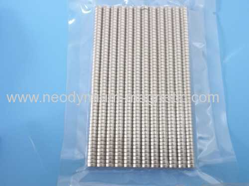 N35 common neodymium magnet rare earth