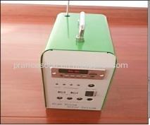 40w portable solar power lantern