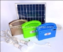 10w household solar power lantern