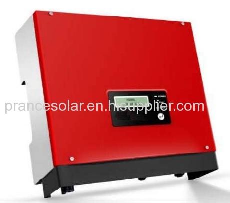 NS series solar power system 1kw-3kw grid tie solar inverter