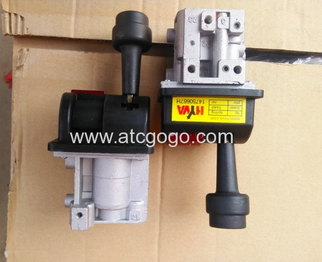 gas lift air control valve dump truck parts