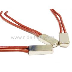 Reliable sécurité protège-fil thermique pour moteurs