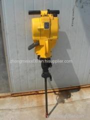 YN27C gasoline rock drilling machine