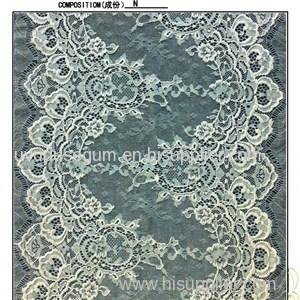 35cm White Lace Trim (E0011)