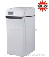 New style household cabinet water softener with automatic softener control valve flow capacity 3000L/H