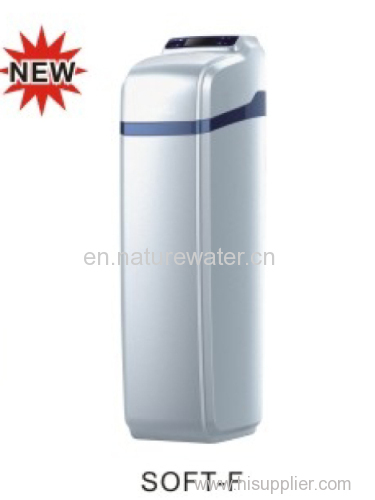 Naturewater new style cabinet water softner machine