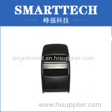 Customized Black Color Suitcase Parts Plastic Mould