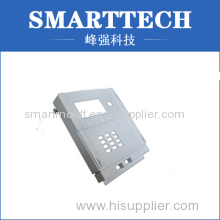 Plastic Doorbell Enclosure Injection Mould