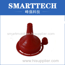 Red Color Household Product Funnel Plastic Mold