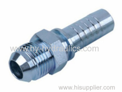JIS BSPP male 60°cone seat fittings 19611