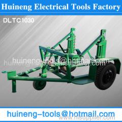 Mechanical Cable Drum Trailer type 1000kg 3000kg 5000kg 10000kg