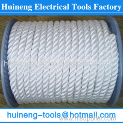 High quality Polypropylene rope Mooring Ropes