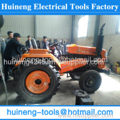China supplier Tractor Overhead Line Winches Puller Tensioner Tractor
