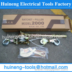 Competitive price RATCHET CABLE PULLER/LIFTER