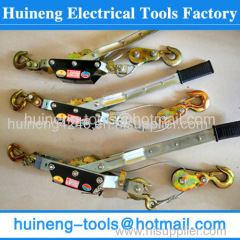 Hot sales hook Cable Puller Cable Winch Puller