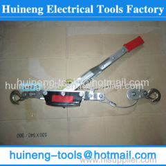Manufacture Power Puller Cable Puller Come Along
