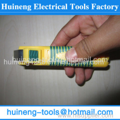 Easy to operate cable knife Wire Cable Stripping Knife