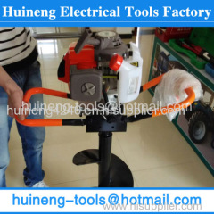 China supplier Hammer Pile Driver For Driving Pile Digger Earth Auger